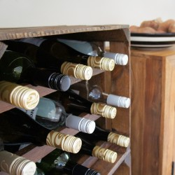 Where to store the wine
