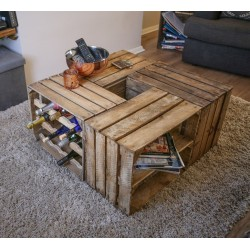 RECLAIMED WOODEN FURNITURE: The solid wood, stylish and cosy choice for the modern savvy shopper.