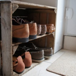 Hallway Storage - Our 2 tips to consider when buying family storage this spring