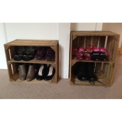 The Ultimate Boot and Shoe Rack Storage Units.