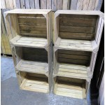 Christmas Tree Crates - Eight Stack Tree