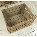 Merry Christmas Hamper Crate